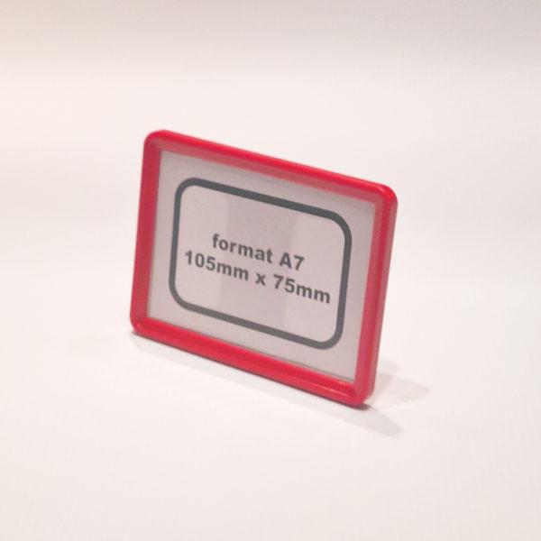 Drzac za cene A7 formata sa podupiracem