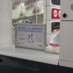 Dvostrani-stoni-aluminijumski-ramovi-za-postere-slika-Lukoil-pumpa