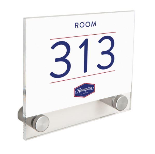Kliritne oznake za obelezavanje vrata i kancelarija