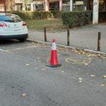 PP-saobracajni-(putarski)-cunj-za-usmeravanje,-standard—75cm,-slika-iz-prostora