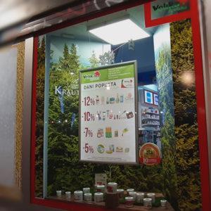 Ultratanki LED svetleći ramovi za postere.