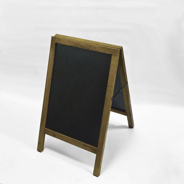 Drvena A board pisi brisi tabla